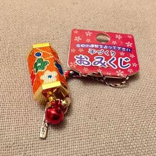 日本籖筒電話繩
