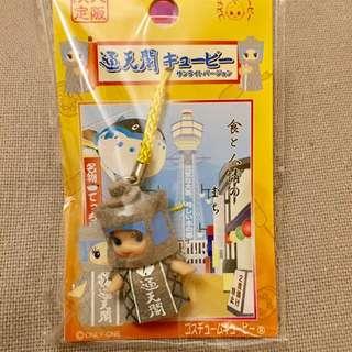日本Kewpie BB x 通天閣 限定電話繩