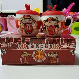 Wedding Couple Cup