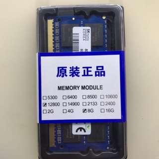 SKhynix 8GB PC3L PC3 DDR3 DDR3L 12800s 1333s 1600s RAM 平衡進口 內存