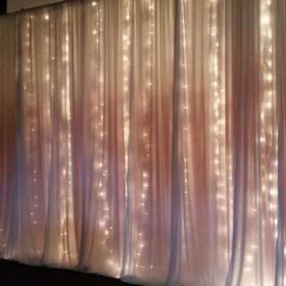 Fairy Backdrop Rental