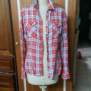 Timberland 棉麻襯衫