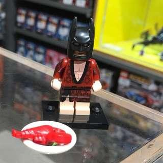 Original Lego batman & lobster