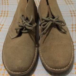 Original leather shoes