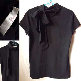G200 classic black top   Size: S
