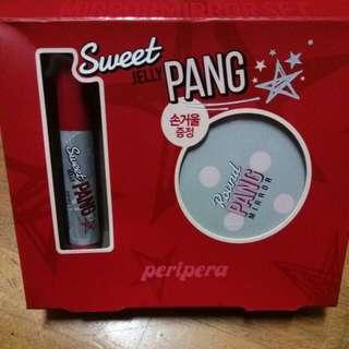 韓國peripera唇膏