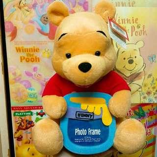 [全新]Winnie The Pooh Plush Toy 小熊維尼 大公仔