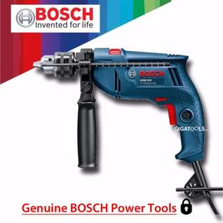 Bosch GSB 550 Impact Drill Power Tool 13mm 550W Free Delivery in all NCR Area Cash on Delivery Nationwide