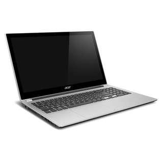 Acer Aspire V5-571PG-9814 15.6-Inch Touchscreen Laptop (2.0 GHz Intel Core i7-3537U Processor, 8GB DDR3, 1TB HDD, Windows 8) Silky Silver