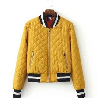 Preorder Bomber Jacket