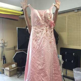 清倉全新婚紗晚裝