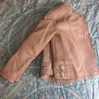 Fashionab biker's jacket by ZARA
