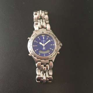 Fossil Watch With No Battery