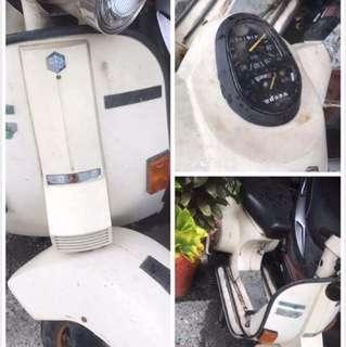出售 Vespa Pk100 偉士牌