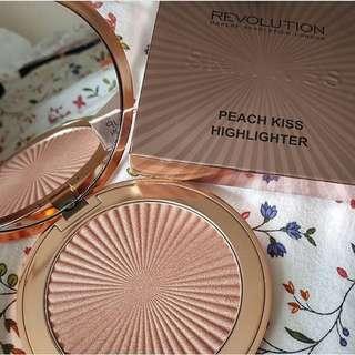 Peach Kiss Skin Kiss Highlight Compact