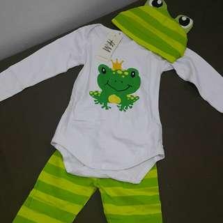 Setelan Baju Anak Cowok