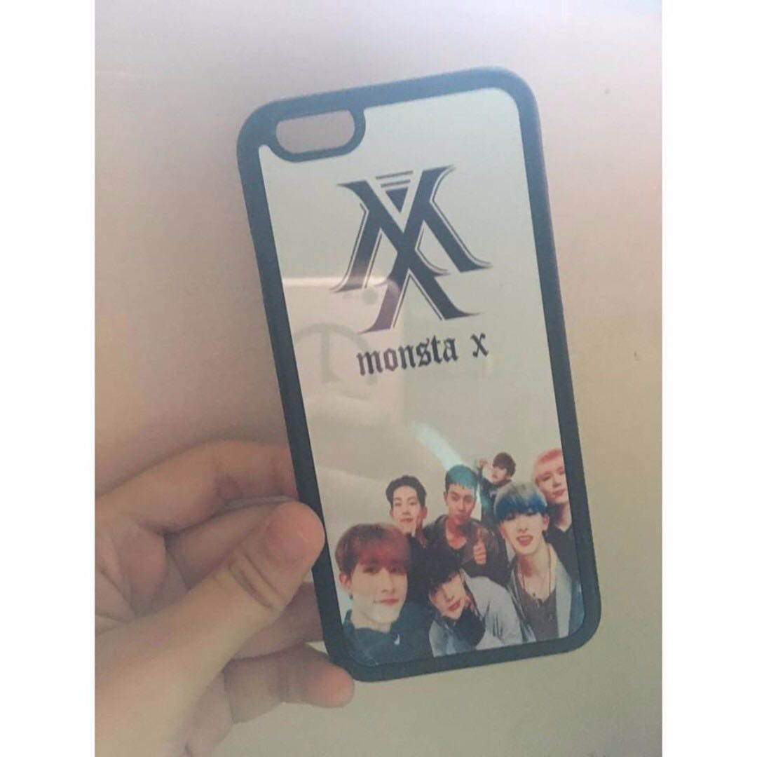 [3 for $15] Monsta X Iphone 6/6S phone cover