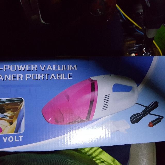 車用乾濕吸塵器