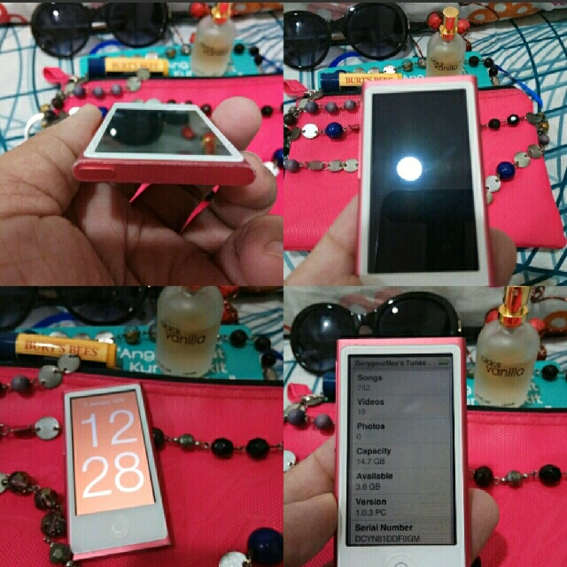 Apple IPod Promo Salw Rush Negotiable 16g