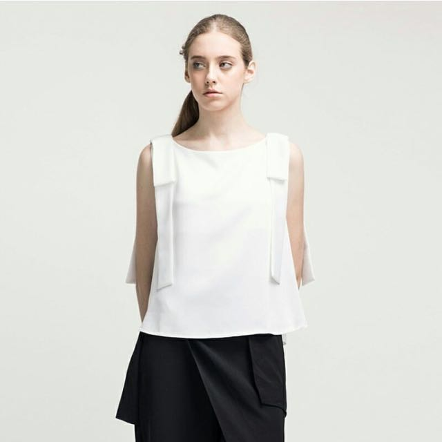 ATSthelabel White Top