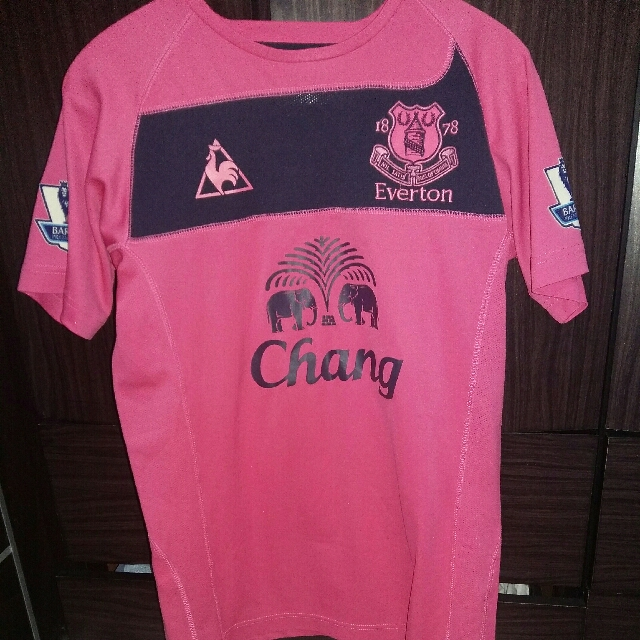 brand new b0847 378e4 Authentic EVERTON away Jersey(Rare)