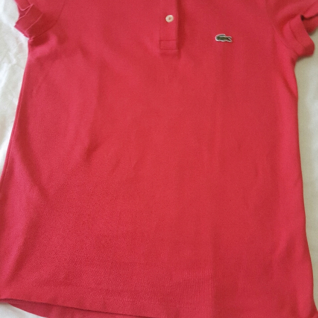 Authentic Lacoste Polo Shirt Size 34