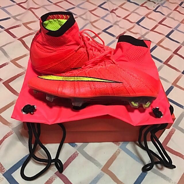 74543b0d0bd Authentic Nike Mercurial Superfly IV FG US 9.5   UK 8.5