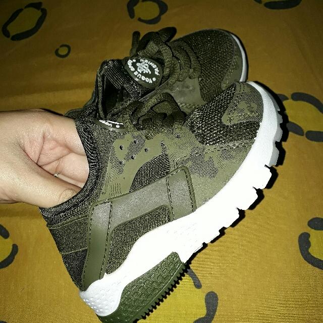 4a3bc4d8587e Baby Shoes NIKE HUARACHE camouflage