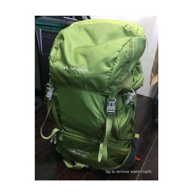 Backpack VAUDE women 36liters