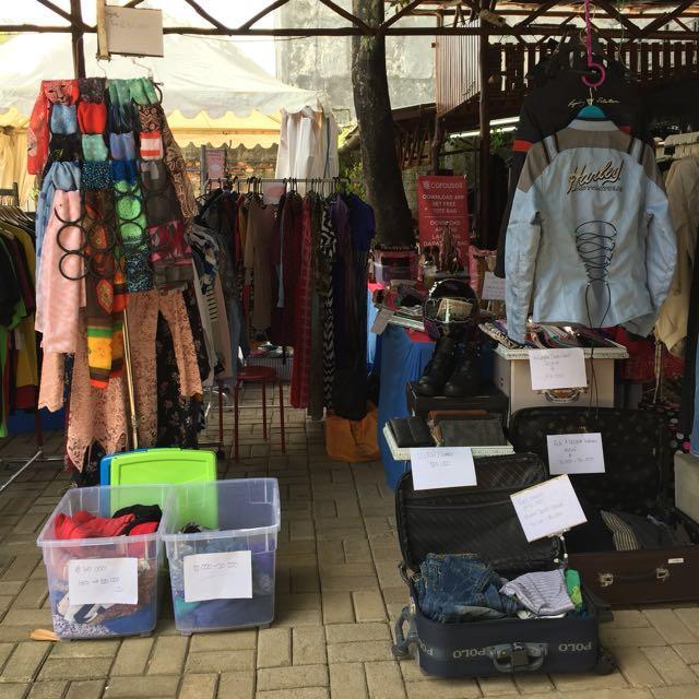 Bazar @garage21_fleamarket