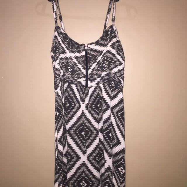 Billabong Dress (Aztec Print)