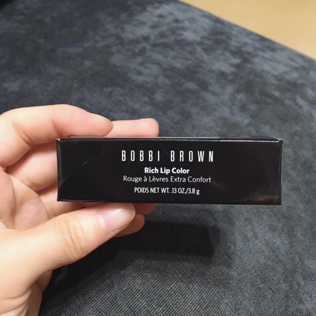 BOBBI BROWN Rich Lip Color 32Uber Beige唇膏