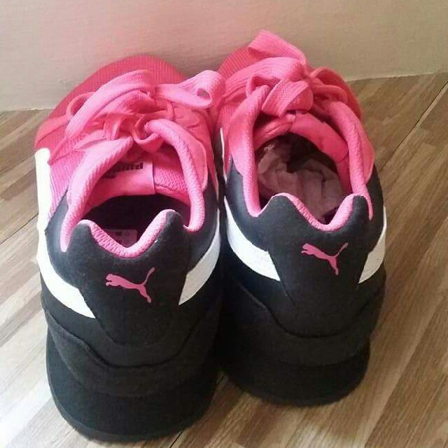Brand New Puma Rubber Shoes