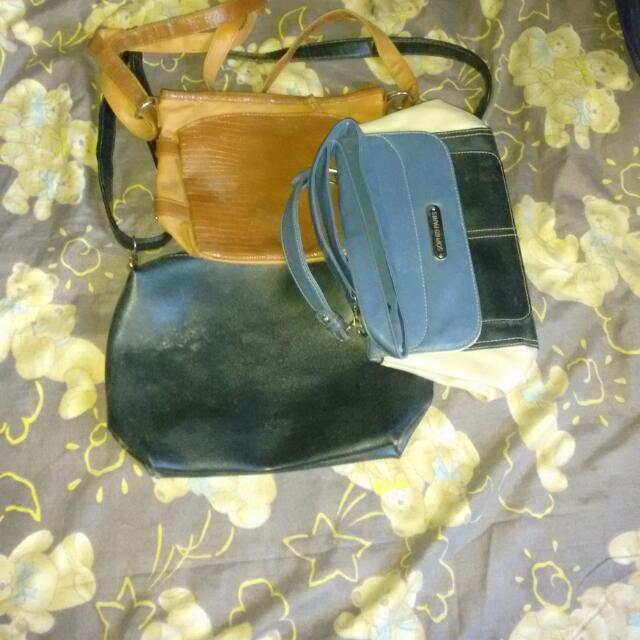 Bundle sling bags