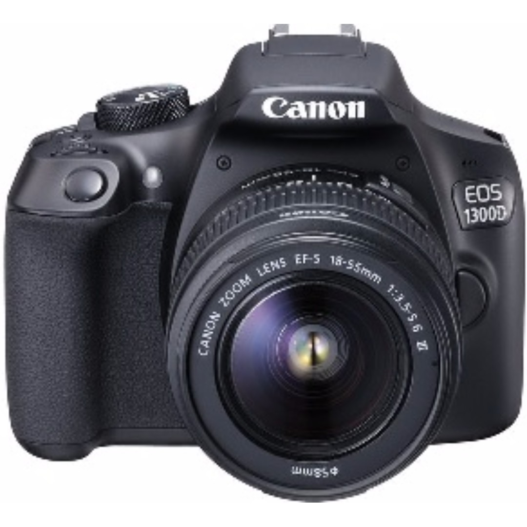 Canon EOS 1300D with 18-55mm IS III Kit
