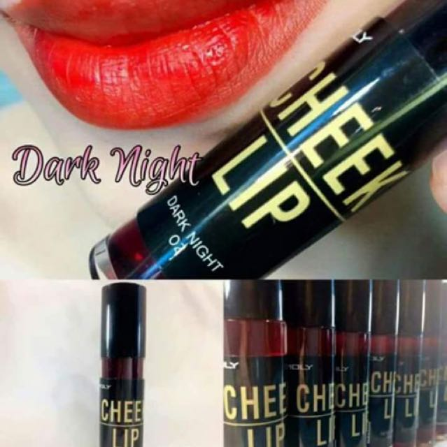Cheek & Lip Tint DarkNight