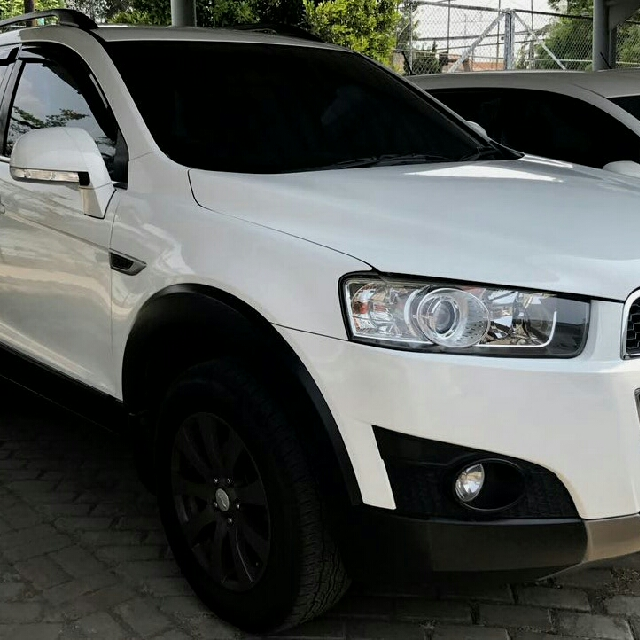 Chevrolet Captiva Fl 24 At 2011 Bensin Putih Cars Cars For Sale