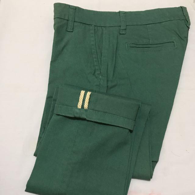 Chino Pants Hardware