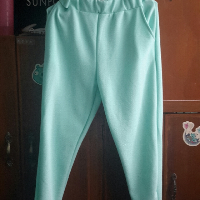 Colored Jogger Pants