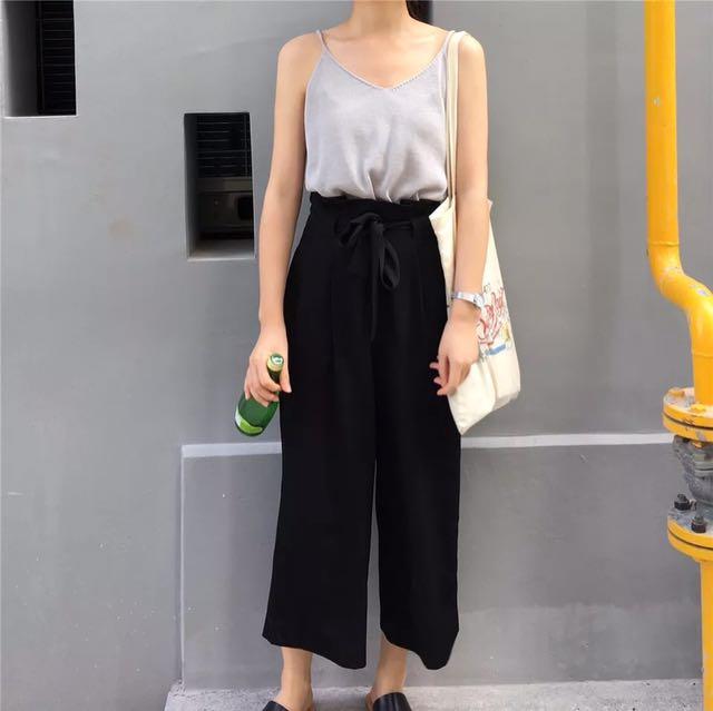 Culotte Style Pants