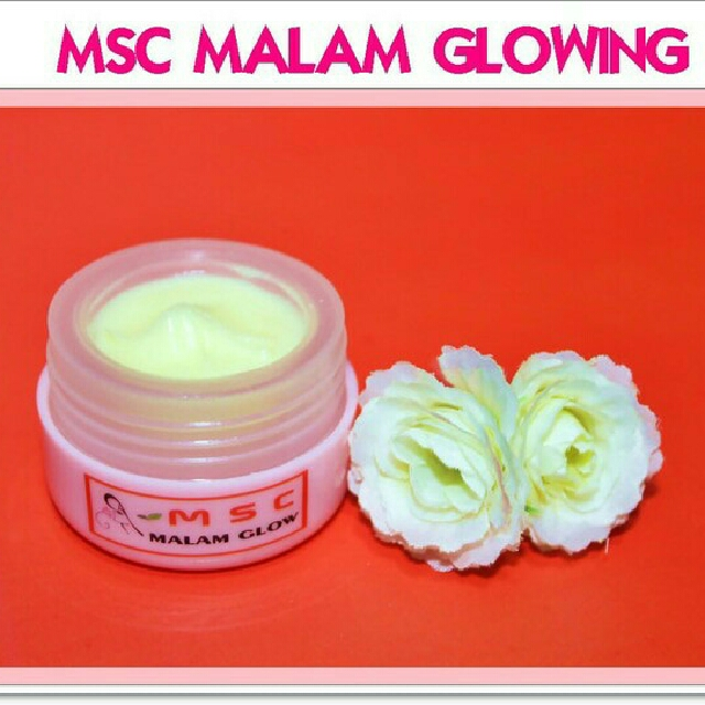 Double Glowing Malam
