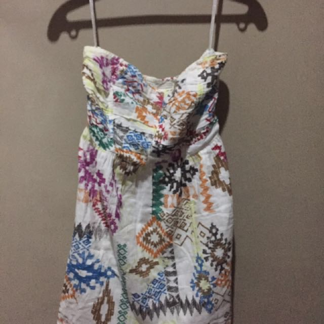 Element Summer Tube Dress
