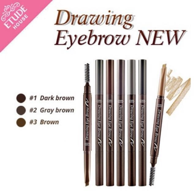 ETUDE HOUSE Drawing Eye Brow review Source · Share This Listing