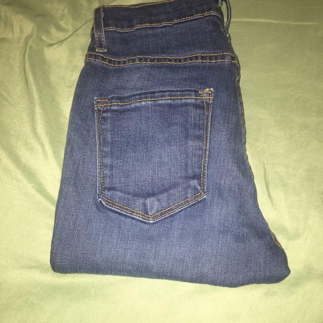 Fashion Nova Beach Bum Jeans Size 3