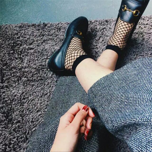 Fishnet Socks / Kaos Kaki Jala