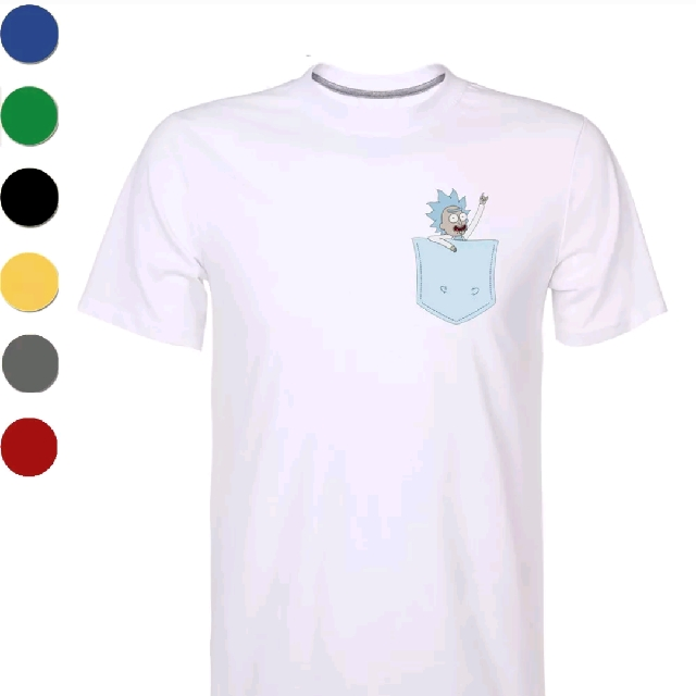 FREE POSTAGE Rick And Morty T Shirt