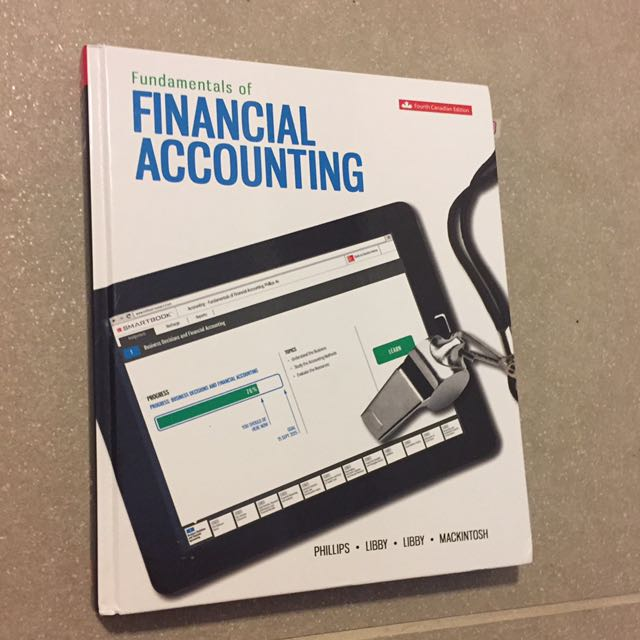 Fundamentals of Financial Account, Canadian 4th Edition