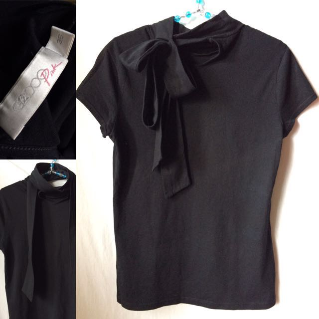 G200 classic black top | Size: S