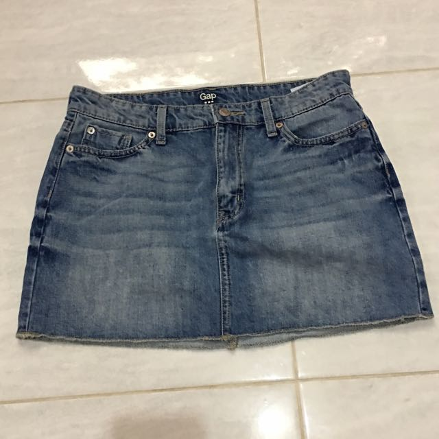 Gap Denim Skirt