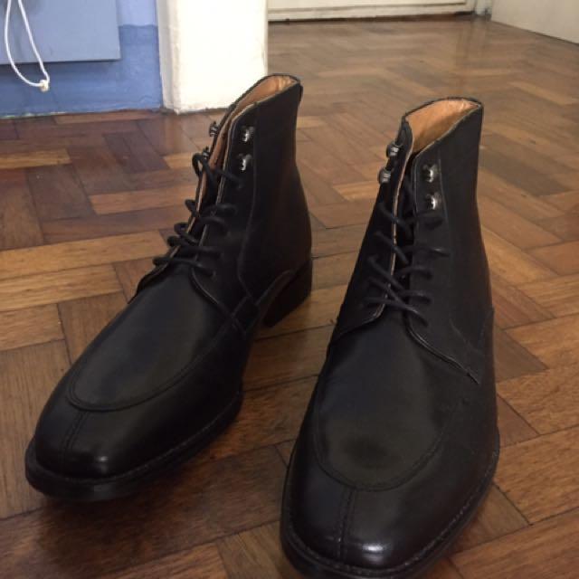 H&M Black Boots size 7 1/2